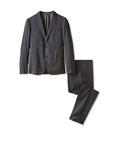Armani Collezioni Men's 6 Drop Notch Lapel Suit