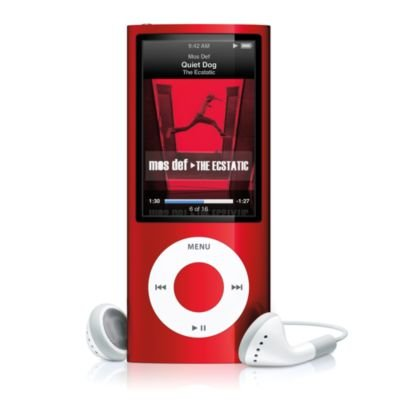Apple Ipod nano 5th generation RED 8GB