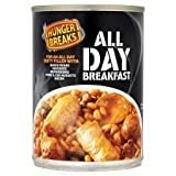 Crosse And Blackwell Hunger Breaks All Day Breakfast Beans 395G