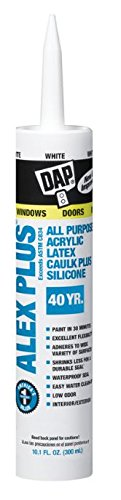 dap-18152-alex-plus-acrylic-latex-caulk-plus-silicone-case-of-12-101-ounce-cartridges