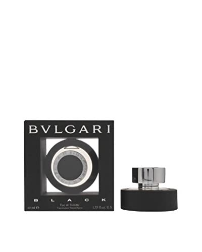 BULGARI Eau De Toilette Unisex Black 40 ml