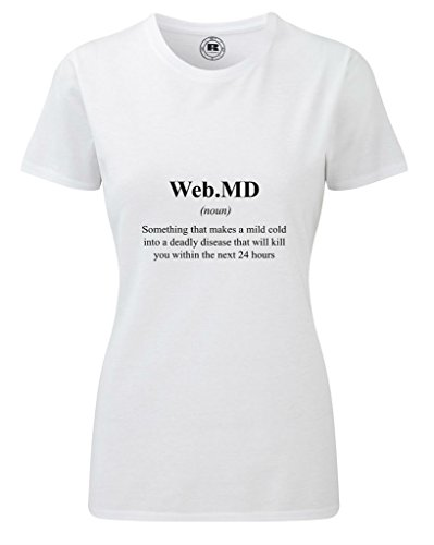web-md-definition-funny-not-in-the-dictionary-alternative-parody-funny-womens-t-shirt-white-marl-x-l