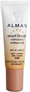 Almay Smart Shade Concealer LightMedium 0.37 Ounce Tube