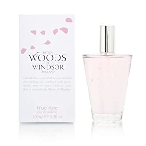 True Rose By Woods Of Windsor Eau De