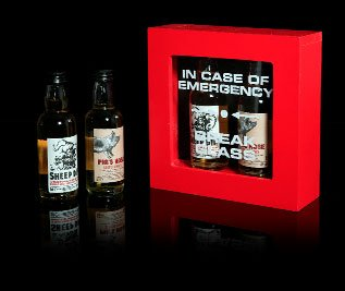 Emergency Whisky Gift Set