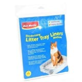 Bob Martin Cat Litter Tray Liner Pads Medium x2