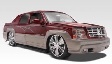 Revell 1:24 Cadillac Escalade Ext