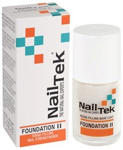 Cheapest Nailtek Foundation No.2 Ridge-Filling Nail Strengthener Base Coat, 0.5 Fluid Ounce by GEO Marketing Inc LLC - Free Shipping Available