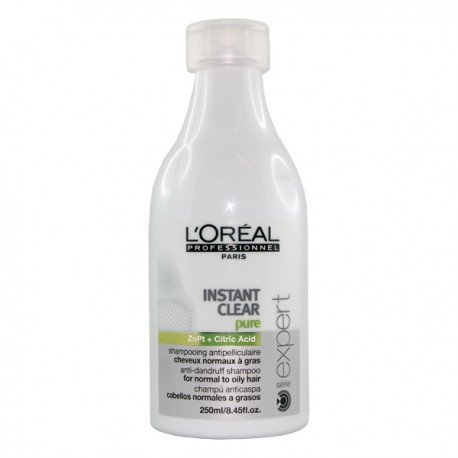 INSTANT CLEAR PURE SHAMPOOING 250ML