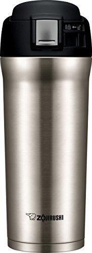 Zojirushi SM-YAE48XA Travel Mug, 16 oz, Stainless Steel (Zojirushi Stainless Mug compare prices)