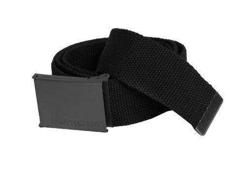 """Urban: """"canvas dei Belt"""" taglia: taglia unica, Color: black ... TB305"""