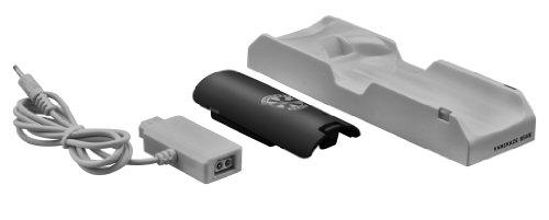 Kamikaze Gear Wireless Charging Dock - Black (Wii)