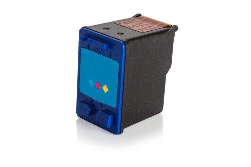Inkadoo® XL Tinte passend für HP DeskJet D 2360 ersetzt HP 22XL , NO22XL , Nr 22C9352CE , C9352CEABB , C9352CEABD , C9352CEABE , C9352CEABF - Premium Drucker-Patrone Kompatibel - Cyan, Magenta, Gelb - 18 ml