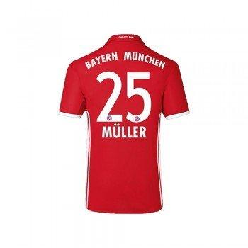 Bayern maglia Home Uomo 2016/2017-Müller 25, M