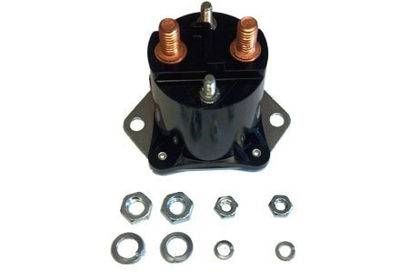 Club Car DS 36 Volt, 4 Terminal Solenoid (1976-1998) Electric Golf Carts