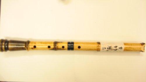 尺八 琴古流(竹風木製)