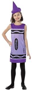 Rasta Imposta - Crayola Sky Blue Tank Dress Child Costume by Rasta Imposta