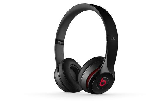 Beats Solo 2 Headphones, Black