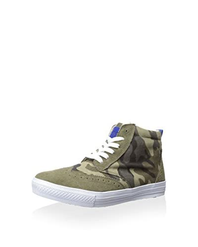 Joe's Men's Shady Casual Hightop Wingtip Sneaker