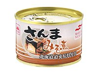 あけぼの さんまみそ煮 1缶(150g)