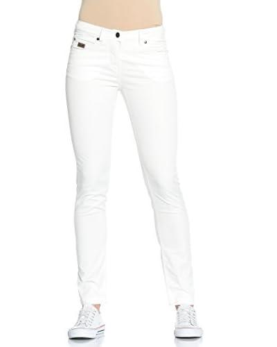 Slam Pantalone Botanybay [Bianco]