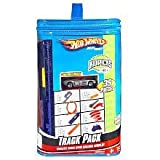 Hot Wheels Track Pack 39 Pieces - Includes Reuseable Storage Bag. Create your