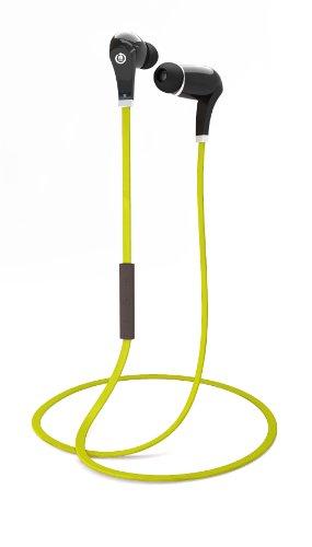 Uberbuds - Sport Bluetooth Headphones (Mymuse Tech | Musemini) (Yellow)