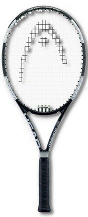 Head Liquidmetal 8 Tennis Racquet Grip Size: 4_1/2