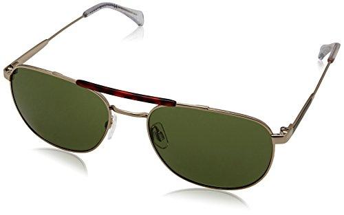 Tommy Hilfiger 1308/S Sunglasses Gold Havana Green / Green