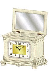 Seiko Clocks Desk & Table Musical clock #QXW227WLH