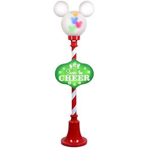 Disney Share The Cheer Christmas Lamp