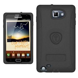 Trident Aegis For Samsung Galaxy Note I717/I9220 Journal Black