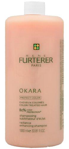 Rene Furterer Okara Radiance Enhancing Shampoo 33 8 Oz Shampoo Unisex Newdatadbassxx