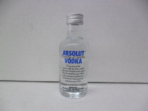 Mini Shot Bottles front-732003