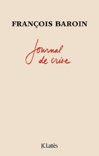 Journal de crise (Essais et documents)