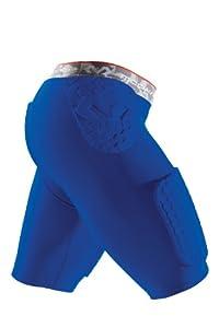 McDavid Hex Thudd Shorts, Royal Blue, Large by McDavid