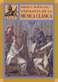 ANTOLOGIA DE LA MUSICA CLASICA
