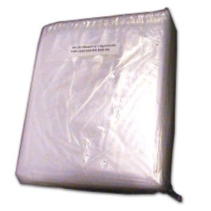"Shirt Storage Clear Plastic Bag, Polybag , 10 X 14"" with Vent Holes, 100 PIECES"