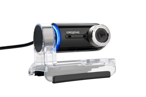 Creative Labs Live! Cam Optia AF 2.0MP Webcam with Autofocus Lens