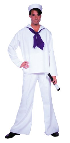 Navy Sailor Adult Mens Costume Theatre Reinactment Costume