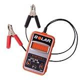 SOLAR BA5 12VバッテリーデジタルCCAテスター (並行輸入品)