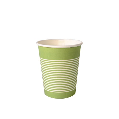 Susty Party Cup - 10 Oz - Green - 12 Count