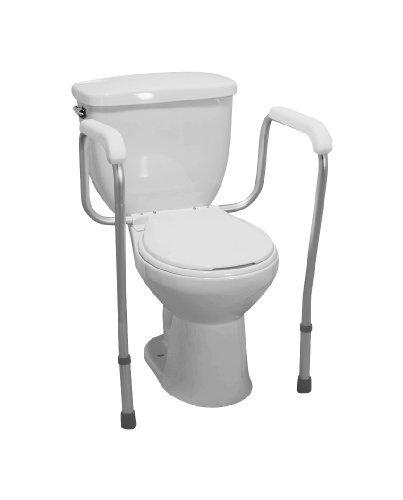 Drive Medical toilet safety frame rail