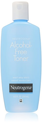 Neutrogena Alcohol-Free Toner, 8.5 Fluid Ounce