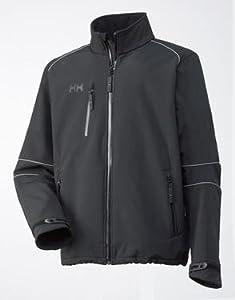 Helly Hansen Barcelona Soft Shell Jacket - Black (Medium)