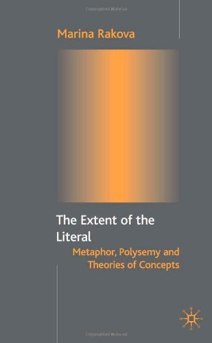 The Extent of the Literal Metaphor Polysemy and Theories of Concepts