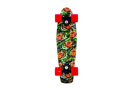 Penny Graphic Skateboard à motifs Vert 56 cm