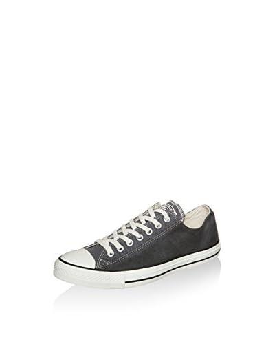 Converse Sneaker Chuck Taylor All Star Ox grau/weiß
