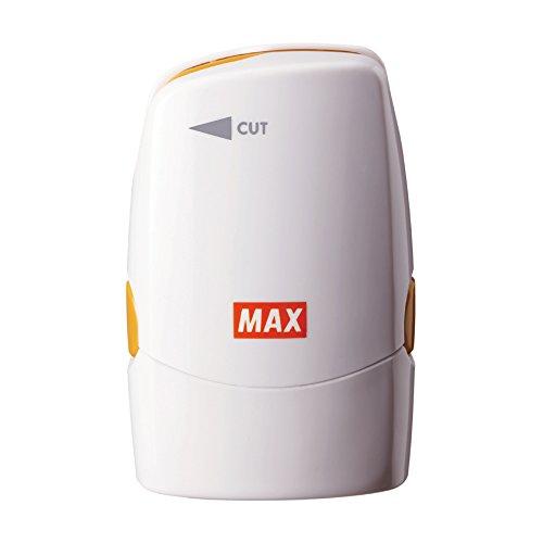 マックス 個人情報保護スタンプ コロコロケシコロWITHレターオープナー SA-151RL/W