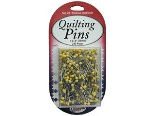 Sullivans Quilt Shop Quilting Pins Sz28 Yllw 240pc
